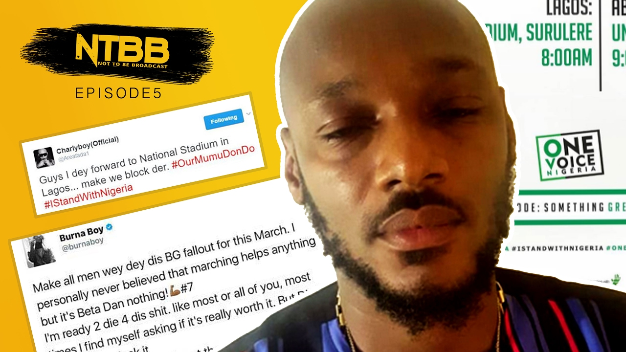 Download February 6th #iStandWithNigeria protest in retrospect as fueled by 2face [NTBB]