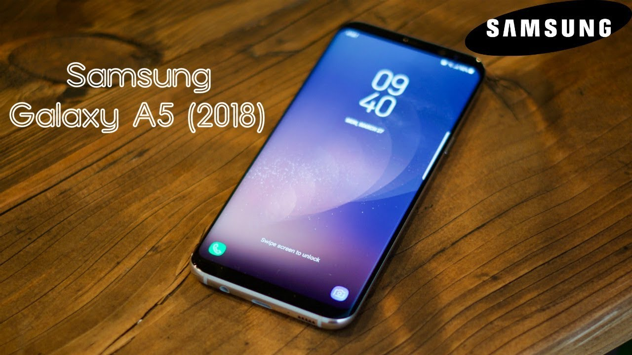 Samsung Galaxy A5  2018  Leak With Infinity Display