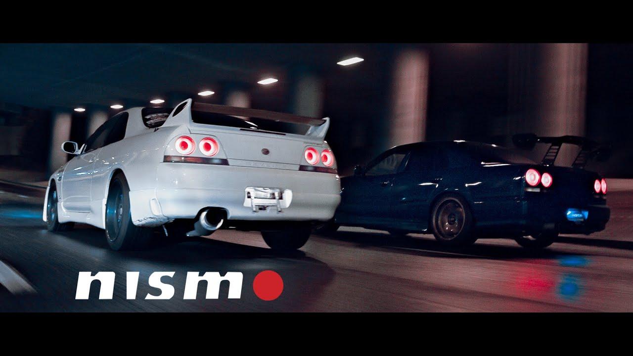 Captivating Skyline Showdown | JDM (4K)