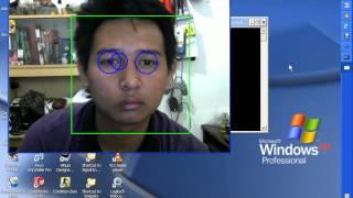 Face Detection (Pendeteksi Wajah) menggunakan Open Computer Vision (OpenCV)