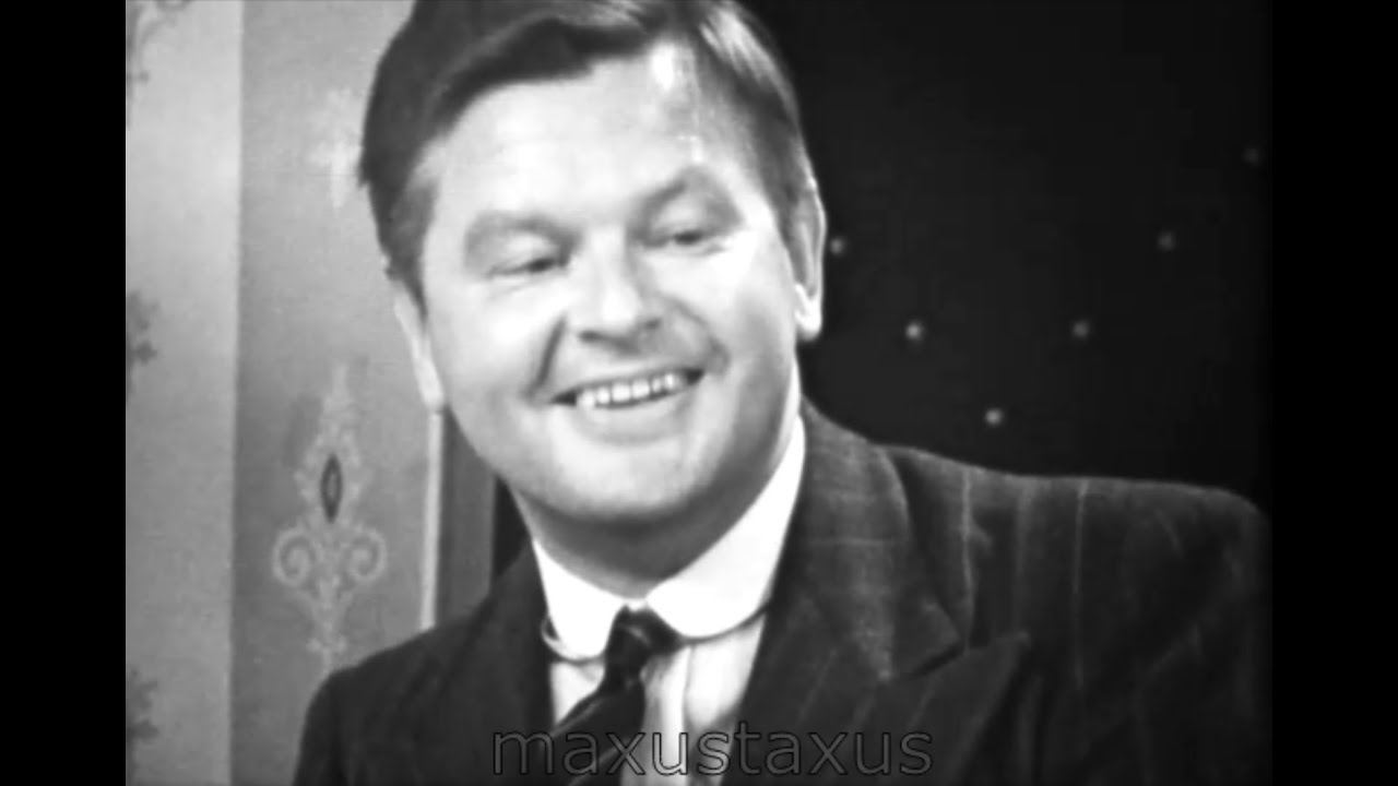 """Download A 1963 episode of the Benny Hill Show for the BBC entitled """"The Visitor"""" F293"""