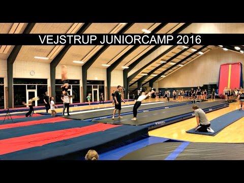 Vejstrup gymcamp 2016