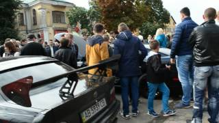 Выставка ретро автомобилей, спортивных авто и мотоциклов. День города Немиров 2016.(, 2016-09-26T19:29:06.000Z)
