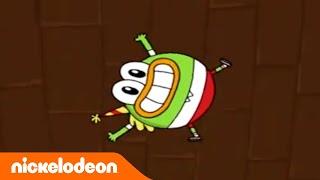 Хлебоутки Волкоголовый хлеб Полный эпизод Nickelodeon Россия