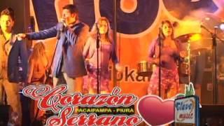 Corazon Serrano - Te Digo Adios ( Frank ) en el Crucero Del Amor 2011