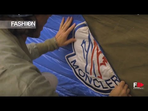 COLLIDE Greg Lauren & Moncler  Fall Winter 201718 collection  Fashion Channel
