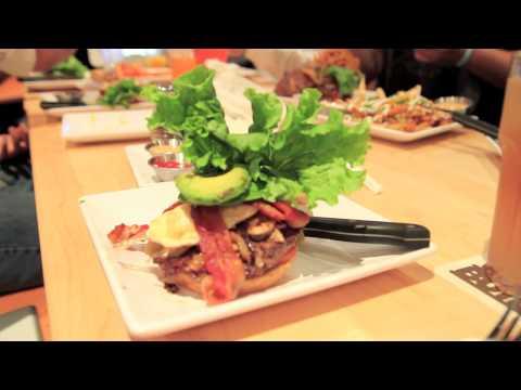 STACKED Restaurant - Cerritos, CA Grand Opening HD