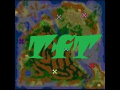 Warcraft III - Thuyết Minh - Custom map : Sống trên hoang đảo v0.o.0