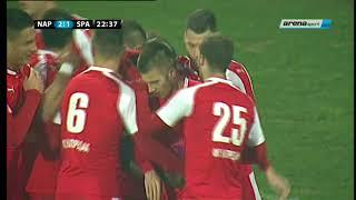 SLS: Napredak - Spartak (16.02.2018.)