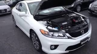 Honda Accord Coupe 2013 Videos