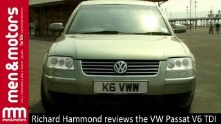 richard hammond reviews the 2001 volkswagen passat v6 tdi
