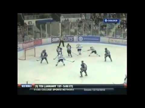 CBS Sports Broadcast-Maine vs New Hampshire Highlights