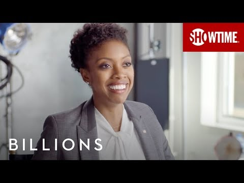Condola Rashad is Kate Sacker  Billions  Season 2