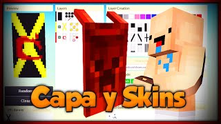Tutorial Como tener capas de Optifine y Skins minecraft no premium | facil y rapido | gratis