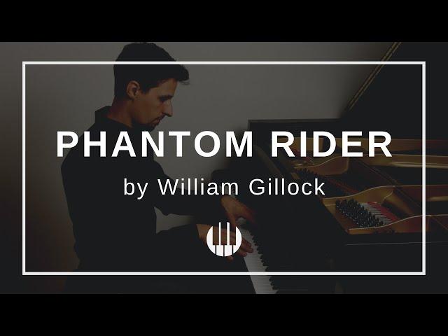 Phantom Rider by William Gillock