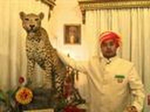 meet prince salauddin babi of india