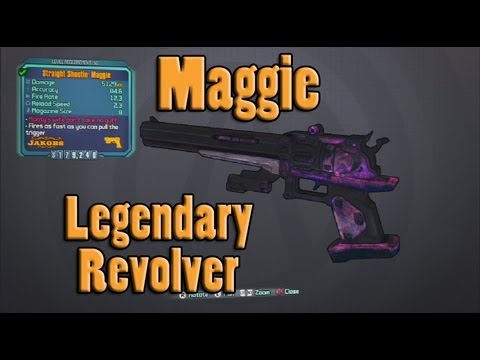 Borderlands 2 | How to Get Maggie (Legendary Revolver) w/ Mike