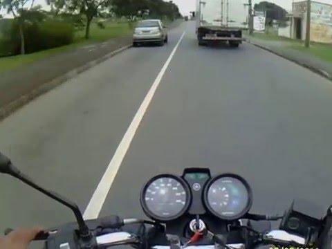 e Tome fechada caminhão nao deixou eu passakkkkkctba
