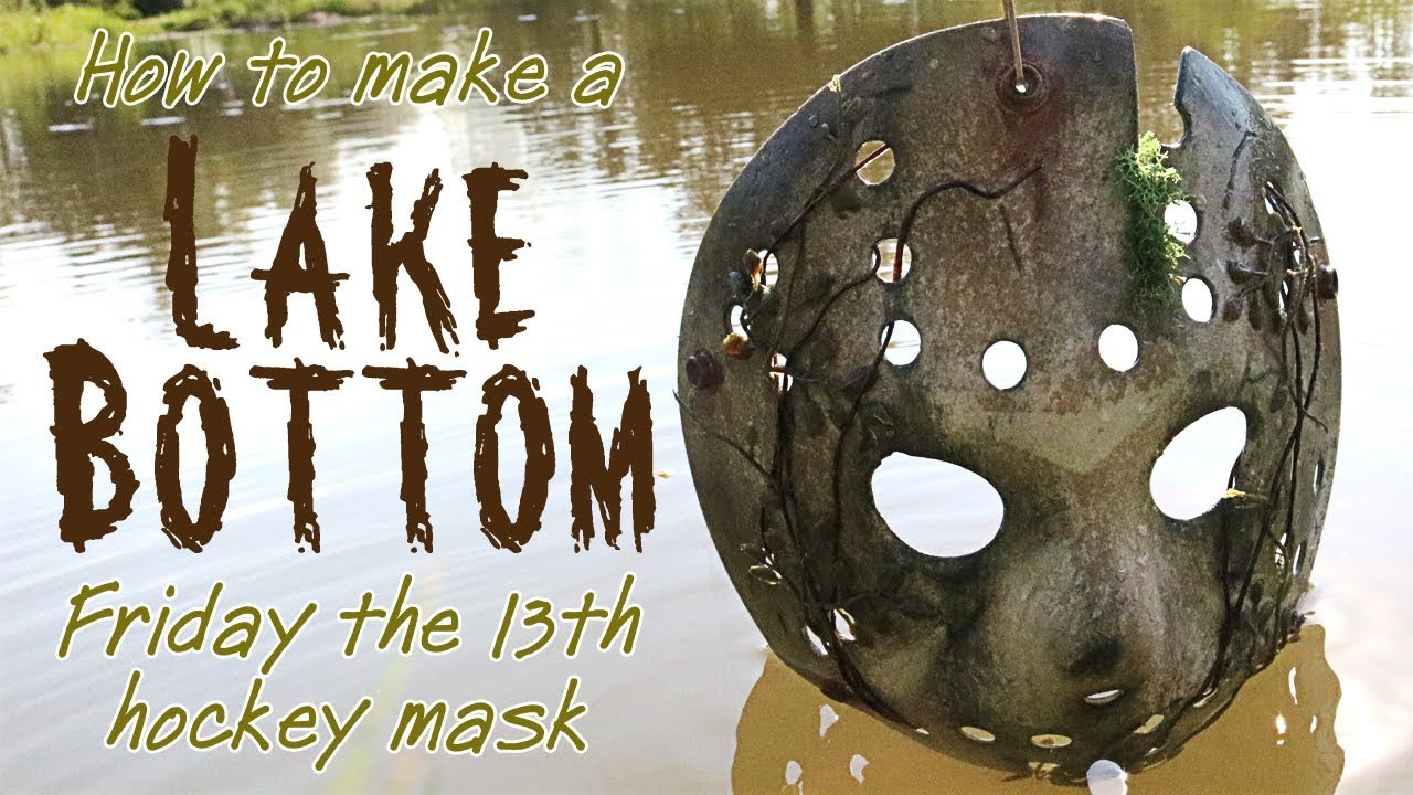 How to make a lake bottom jason mask friday the 13th diy how to make a lake bottom jason mask friday the 13th diy tutorial solutioingenieria Gallery