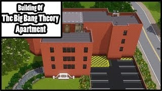 Sims 3 - Building Of The Big Bang Theory Apartment