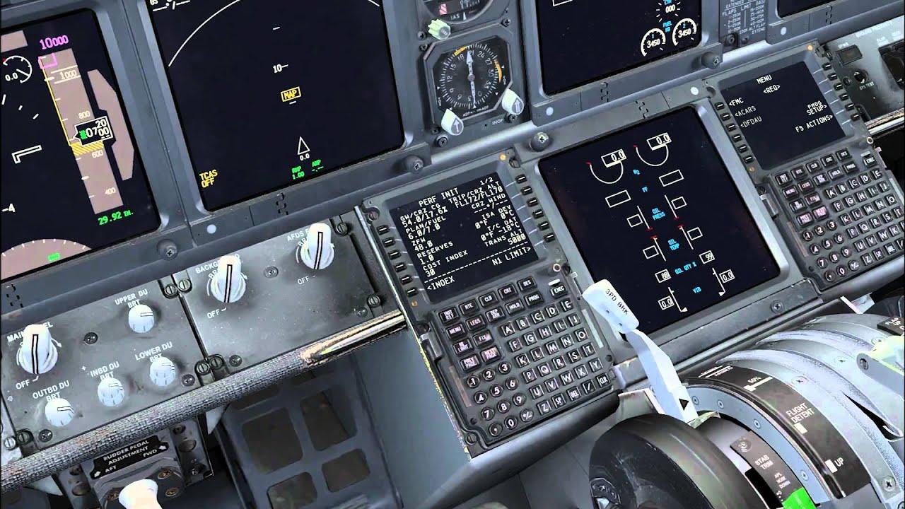 Pmdg 737 Ngx Fmc Tutorial Full Hd German Youtube