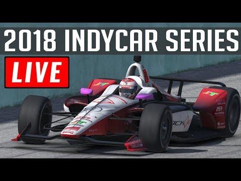iRacing || A New Season Begins (Dallara IR-18 @ Miami) || LIVE 🏎
