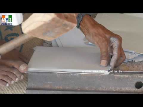 Making Aluminium Box From Aluminium  Sheet | MAKING VIDEOS | MADEININDIA