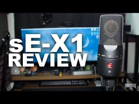 sE Electronics X1 Review / Test