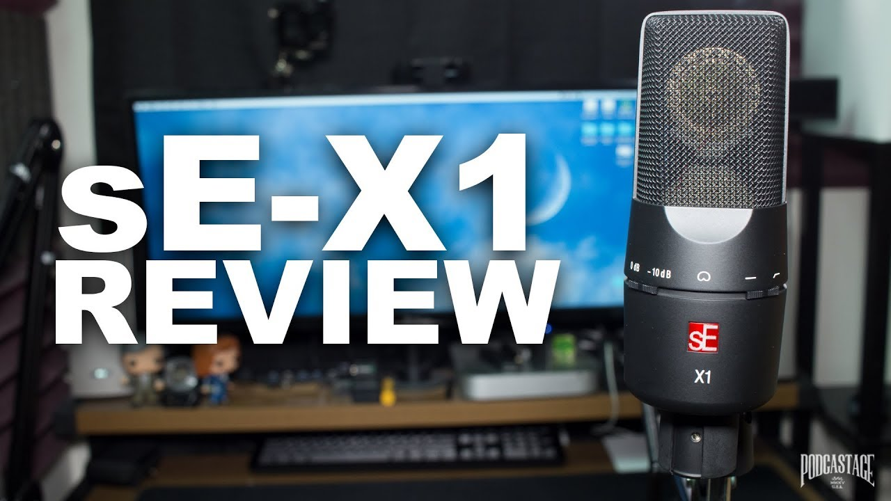 Se Electronics X1 Review Test
