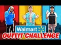 2HYPE Walmart Outfit Challenge!