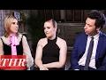 Cast of HBO's 'Girls': Lena Dunham, Jemima Kirke, Zosia Mamet & More! | THR Cover Shoot