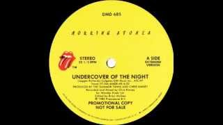 "The Rolling Stones - Undercover Of The Night (12"" Version) (1983)"