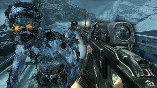 45 ROUNDS ON CALL OF THE DEAD BLACK OPS 1 ZOMBIES