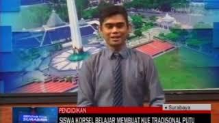 Pertukaran Pelajar SMP Muhammadiyah 5 Surabaya dengan Daejoo Mid/High School Busan Korea