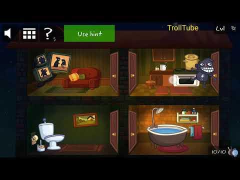 Troll Face Quest Video Games 2 Level 31 Walkthrough