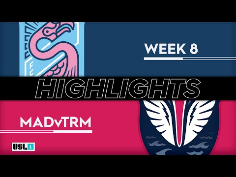 HIGHLIGHTS #MADvTRM | 05-18-2019
