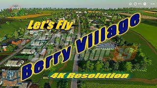 "[""Berry Village Map"", ""4k resolution"", ""4k resolution video"", ""4k video"", ""farm sim"", ""farming simulator"", ""farming simulator 19"", ""farming simulator 19 timelapse"", ""farming simulator 2019"", ""farming simulator mods"", ""farming simulator timelapse"", ""fs 19"