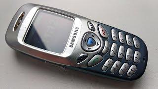 SAMSUNG SGH- C200 RINGTONES / DZWONKI ?? ? - Komórkowe zabytki #156 ( Vintage mobile phones )