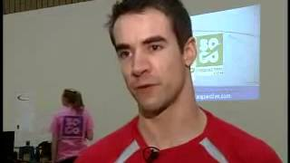 MOTIVATE CANADA's Kevin Rempel of the ESTEEM Team Athlete Role Model Progam