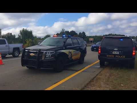 Michigan State Police trooper involved in crash