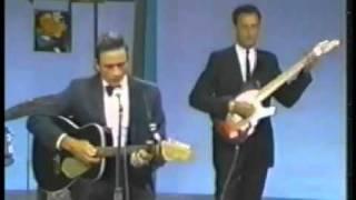 JOHNNY CASH 1968 medley
