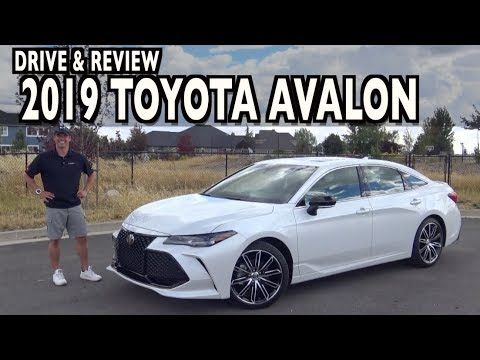 Here's the Deal: 2019 Toyota Avalon on Everyman Driver