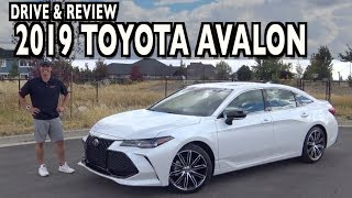 Drive and Review Recap: 2019 Toyota Avalon on Everyman Driver