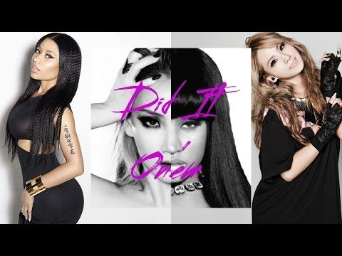 Nicki Minaj - Did It On'em ft. CL (Explicit)