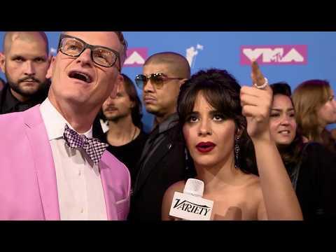 Camila Cabello twerks for us at the VMAs