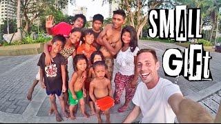 FEEDING the HOMELESS in Manila