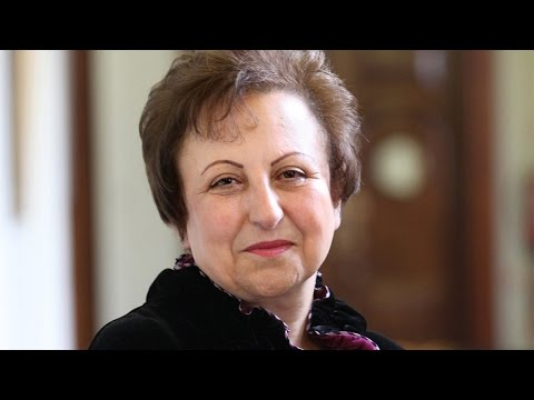 Shirin Ebadi: Until We Are All Free with Michael Krasny