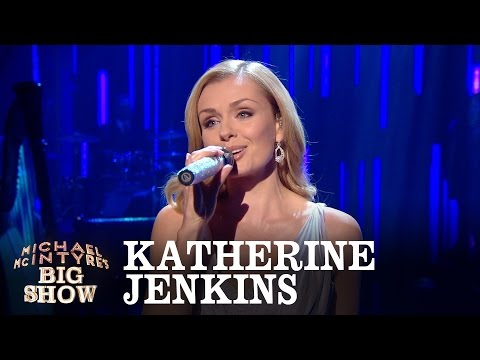 Katherine Jenkins performs 'Heroes' - Michael McIntyre's Big Show: Episode 5 - BBC One