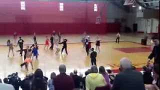 RPI Ballroom Dance Competition 2012 Gold Swing/Mambo