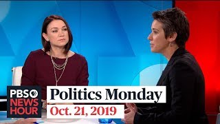 Amy Walter and Tamara Keith on impeachment public opinion, 2020 Iowa poll numbers